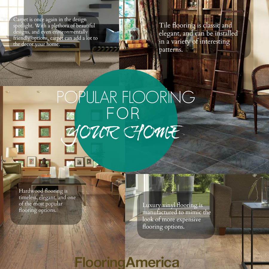 Hot Flooring Options For Your Home